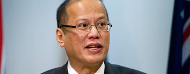China harassed PH boats, Aquino claims