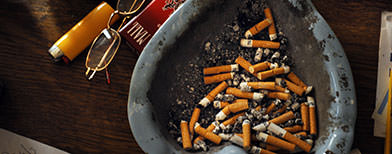 Good news for smokers who quit by 40