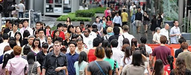 Population to be half-foreign by 2030: govt