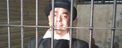 Carlos Celdran convicted for 'Damaso' act