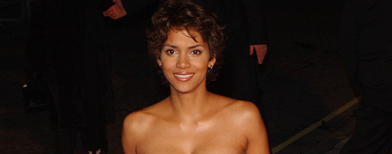 Halle Berry's outrageous topless scene