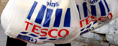'Tesco back on track with customers'