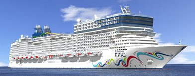 10 of the world's largest cruise ships