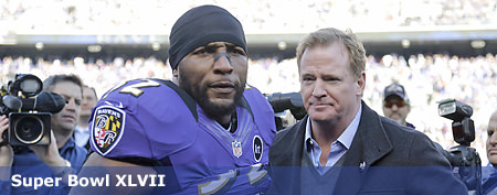 NFL shares blame for Ray Lewis fiasco