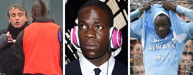 Top 10 Mario Balotelli mad-cap moments