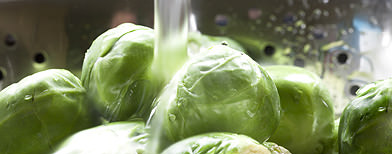 Sprouts - not just for Christmas?