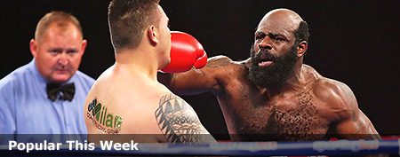 Kimbo Slice forgets which sport he's in
