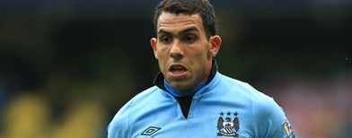 Papers: Tevez to lead mass City exodus