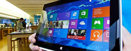 Microsoft tablet returns may signal problem