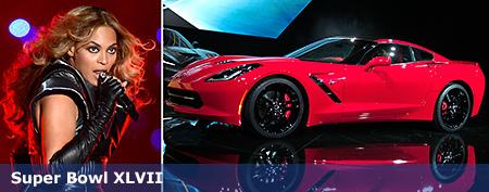 Corvette cut from Super Bowl halftime show