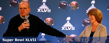 Mixed emotions for Harbaugh family