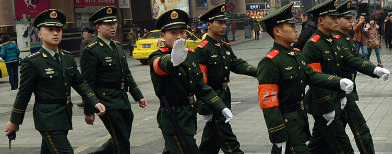 China police chief sacked after scandal