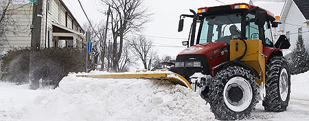 Heavy snowfall on the way for southern Ontario