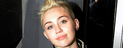 Miley Cyrus: 'I hated having long hair'