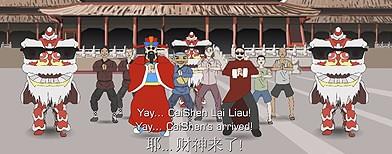 'Gangnam Style' for Lunar New Year