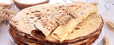 Plan a flipping special Pancake Day