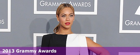 Beyoncé wears outfit unlike any other at Grammys