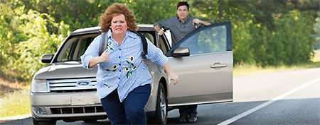 'Identity Thief' grabs No. 1 spot