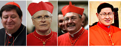 Who will be Pope Benedict's replacement?