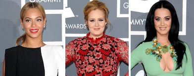 Grammys fashion: Adele splits opinion