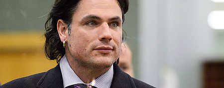 Patrick Brazeau forced to take leave of absence