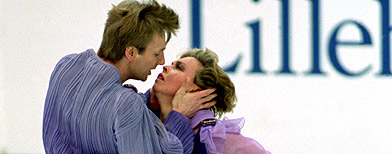 Torvill and Dean admit: 'Yes, we dabbled'
