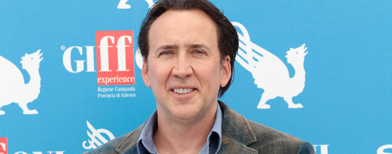 Find out Cage's very unusual collection