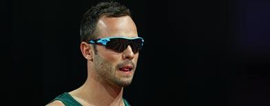 Pistorius arrested after girlfriend shot dead