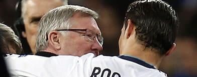 Ronaldo scores but United hold Madrid