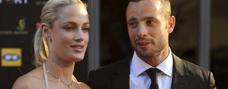 Pistorius's late girlfriend also a celebrity