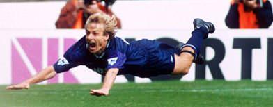 Man breaks neck copying Klinsmann dive