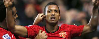 Nani 'collides with unmarked police car'