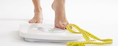 When a woman weighs more than her man