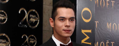 Discover Jake Cuenca's soft side