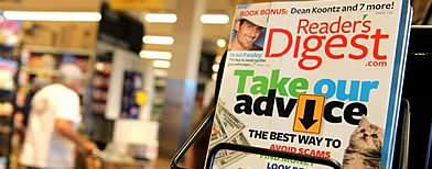 Reader's Digest magazine goes bust