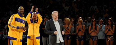 Lakers owner Jerry Buss dies at 80