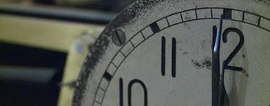 World's first talking clock still keeps time