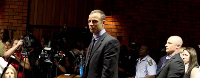Pistorius gives his version of events