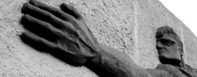 Budak lelaki dibunuh, disimen jadi patung (Getty)
