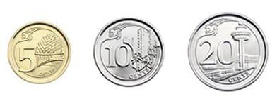 Singapore to have a new set of coins