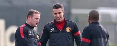 RVP 'not the brightest': Rooney