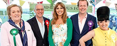 The new MasterChef?: Food Glorious Food