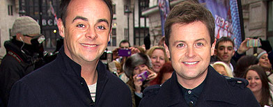 Ant and Dec: The drugs years