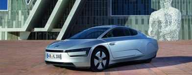 VW to reveal world's most fuel-efficient car