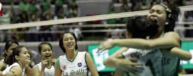 Epic UAAP volleyball finals coming up