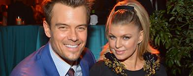 Fergie & Josh: Excited first-time parents