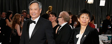 Taiwanese Ang Lee wins second Oscar
