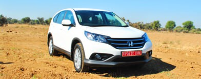 First drive review: The new Honda CR-V