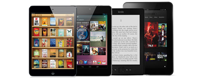 Rated: The best tablets for reading