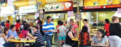 Set of friends opens 'social' hawker centre